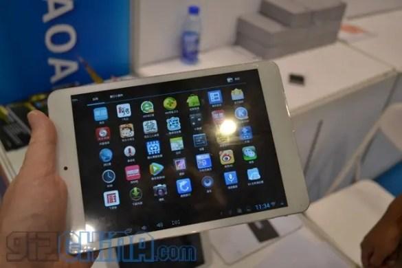 android iPad mini clone