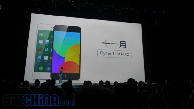 meizu mx4 launch