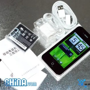 android a8 power iphone 4 clone