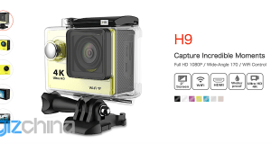 eken h9 ultra 4k camera