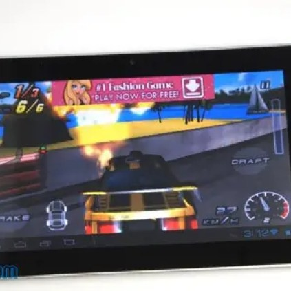 epad android tablet gaming