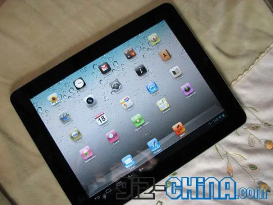 buy gooapple goopad android ics tablet china