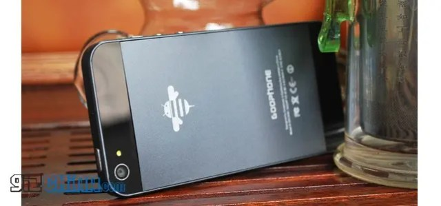 goophone i5 apple iphone 5 patent