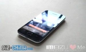 meizu mx quad core cpu smartphone
