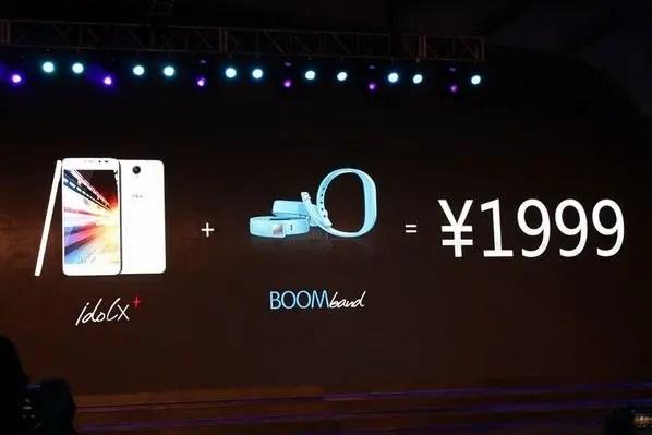 tcl idol X+ price