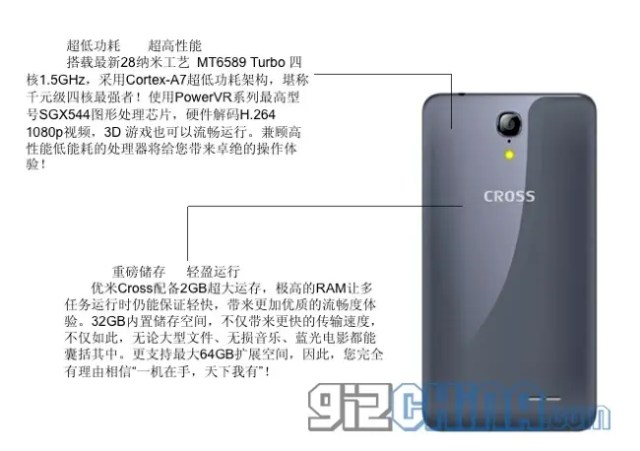 umi cross full specifications