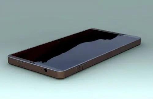 xiaomi m3 renderings leaked