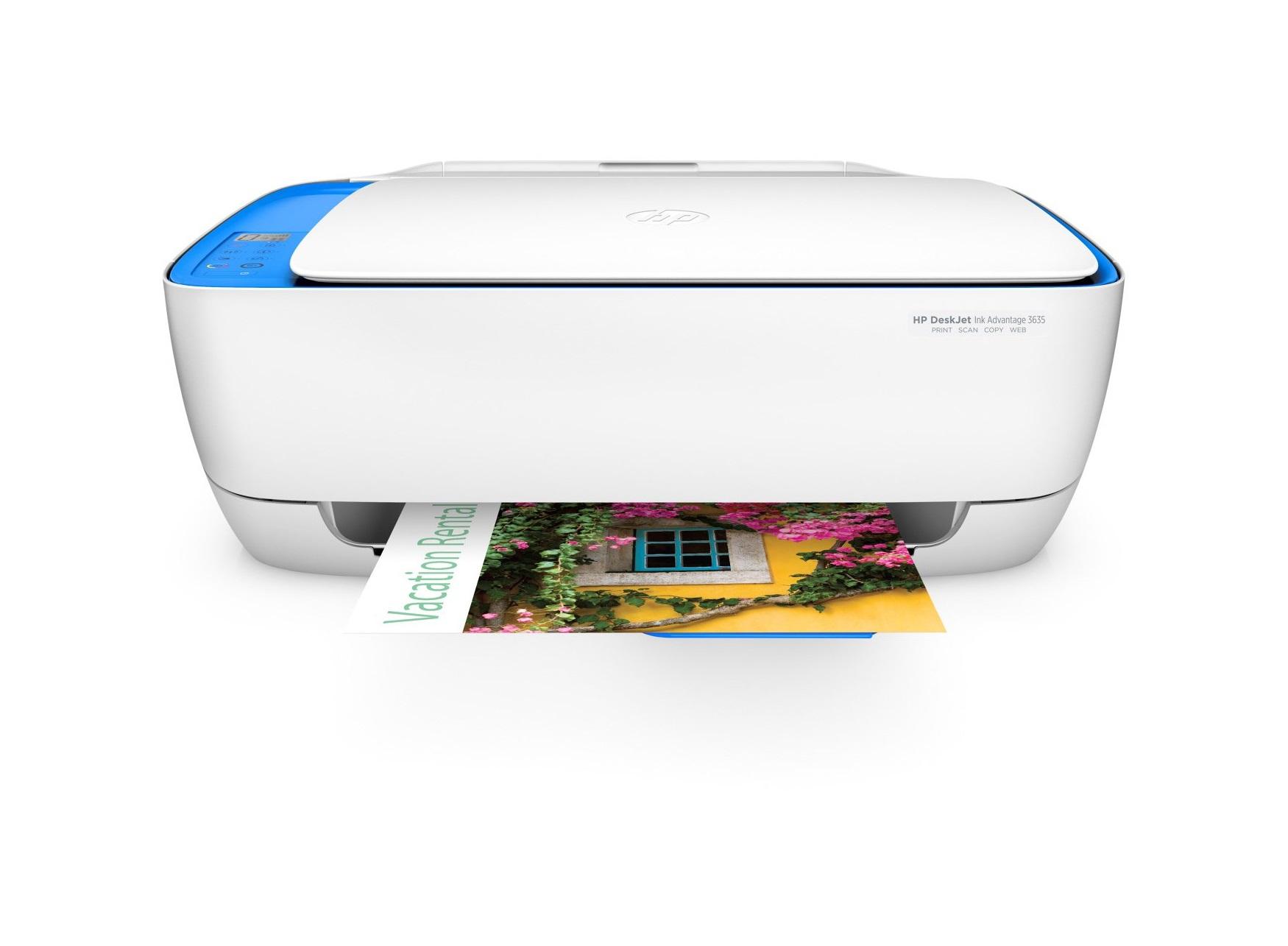 HP Deskjet 3635, analizamos esta impresora todo en uno