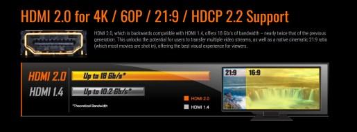 Quieres vídeo 4K@60 FPS? No hay problema.
