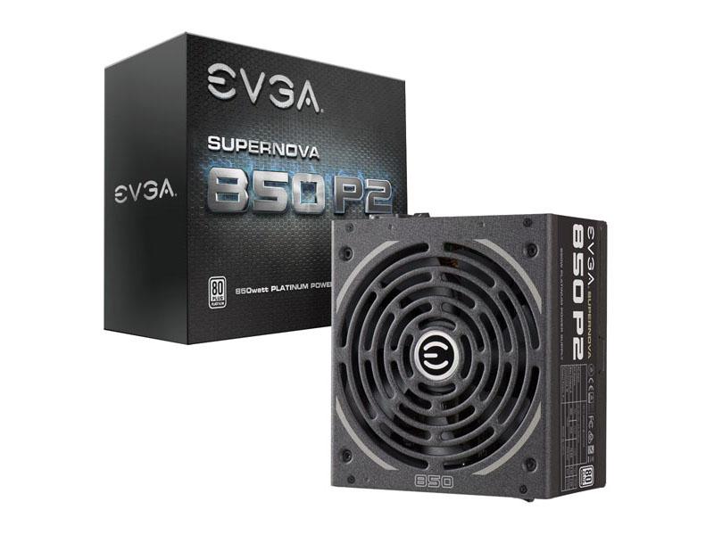 EVGA Supernova 850 P2, una potente fuente de alimentación de calidad