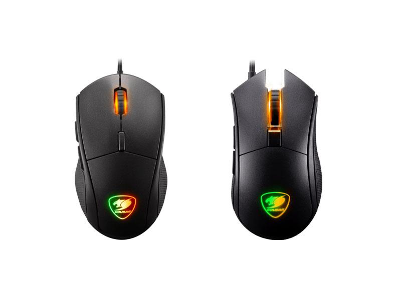 Minos X5 y Revenger S, los nuevos ratones gaming de Cougar