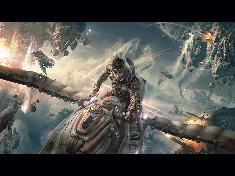 Tras el exito de PlayerUnknown's Battlegrounds, Bluehole presenta Ascent Infinite Realm