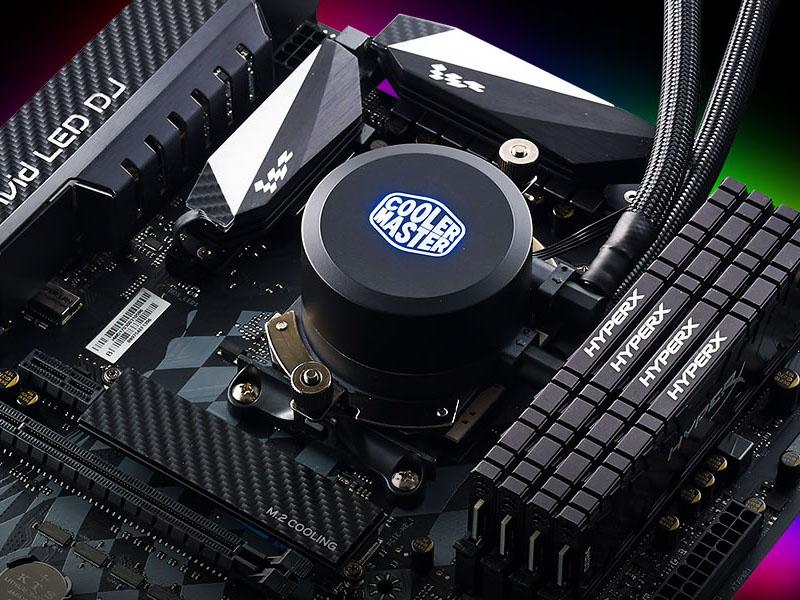 MasterLiquid ML240L RGB y ML120 RGB, la refrigeración líquida de Cooler Master a precio de ganga