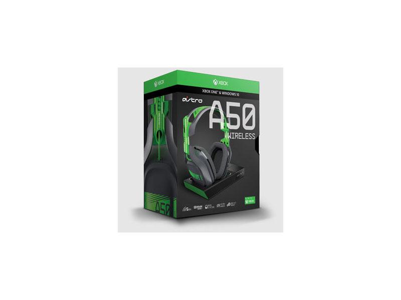 Astro A50, el sonido de los gamers profesionales convertido en auriculares