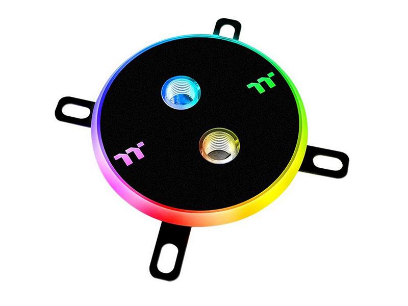 Thermaltake Pacific W4 Plus, lleva el arco iris al corazón de tu PC