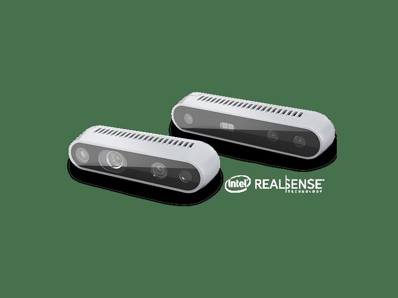 Llegan las nuevas cámaras Intel RealSense D400