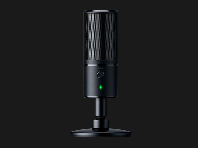 Razer Seiren X, conquista a la audiencia con tu voz
