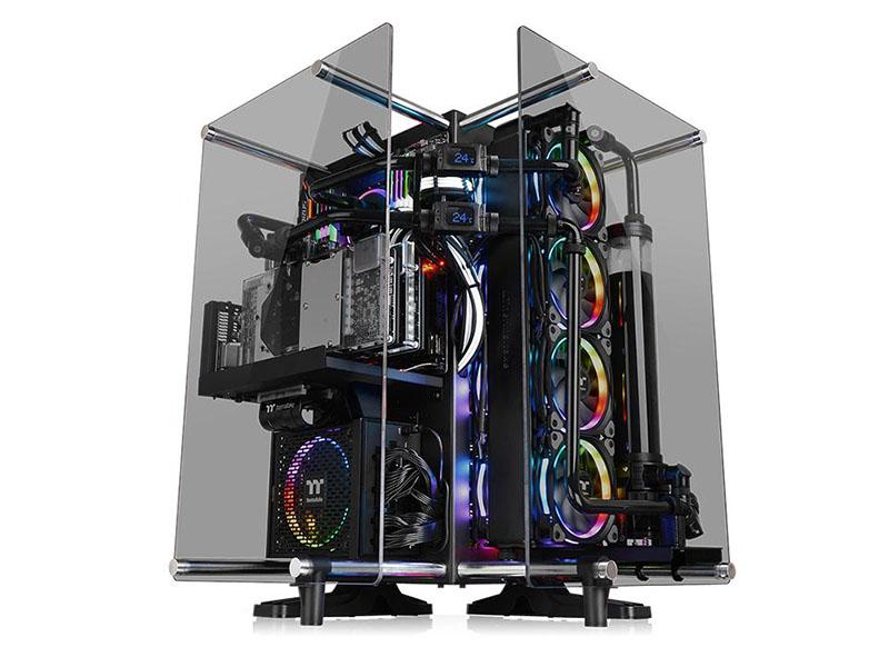 Thermaltake Core P90, la caja para presumir de ordenador