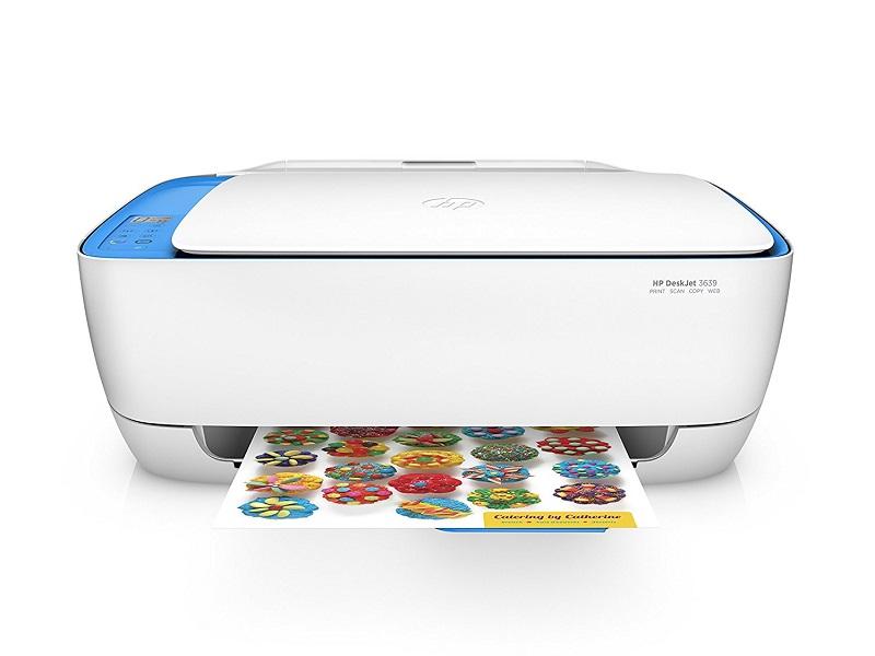 HP Deskjet 3639, una impresora multifunción ideal para el hogar