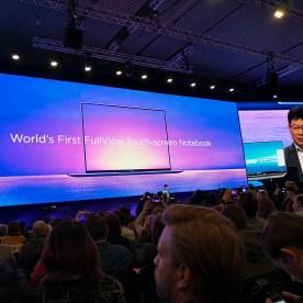 Huawei MateBook X Pro, display
