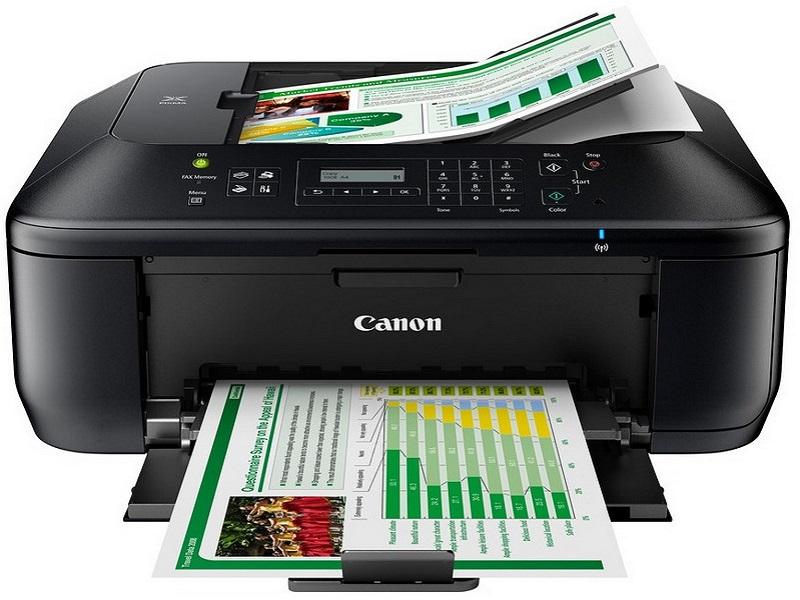 Canon PIXMA MX475, una impresora Todo en Uno Wi-Fi asequible