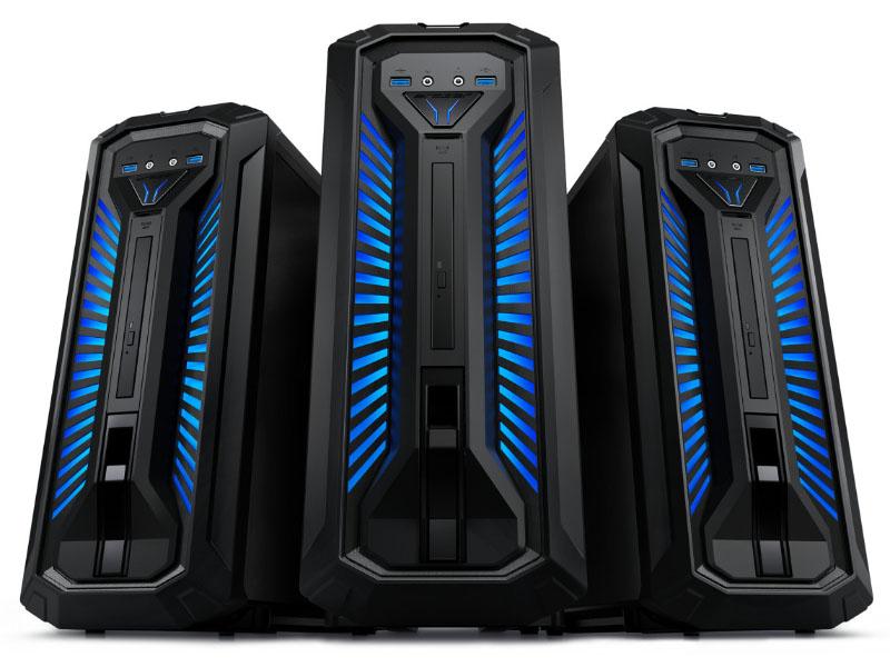 Medion Erazer X30, octava generación para jugar a tope