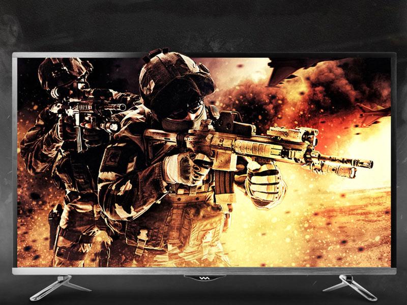 Sale a la venta el monitor gaming 4K Wasabi Mango UHD430