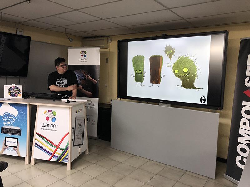 Presentación de los nuevos productos Wacom