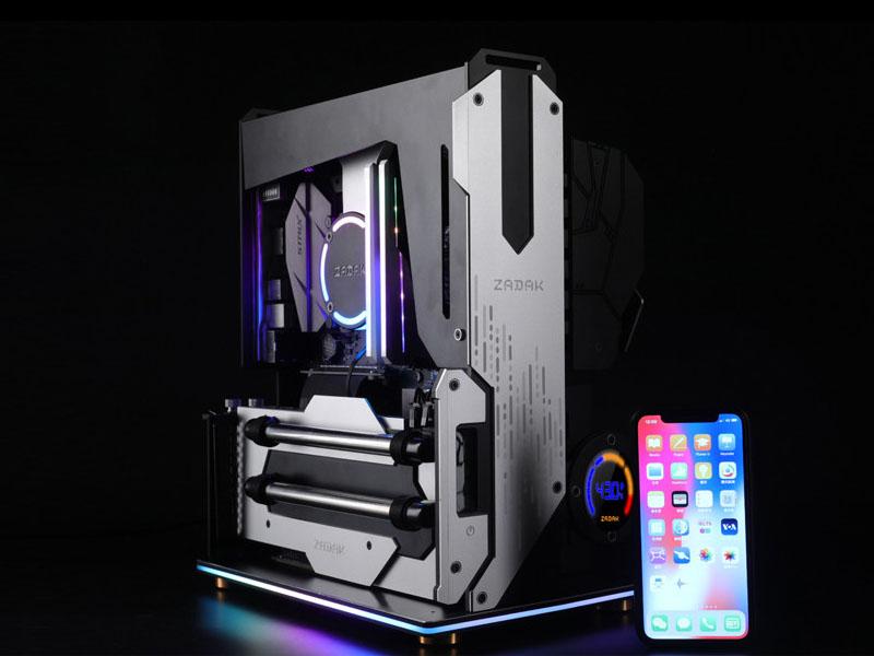Presentación del chasis MOAB II 2018 de ZADAK511
