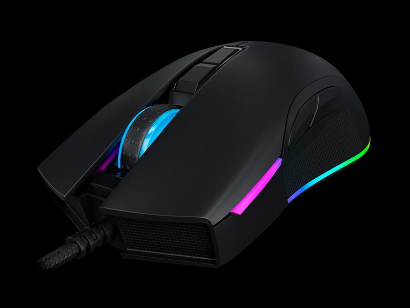 Presentado el ratón gaming Newskill Eos