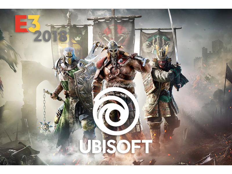 Lo mejor de la conferencia de Ubisoft en el E3 2018