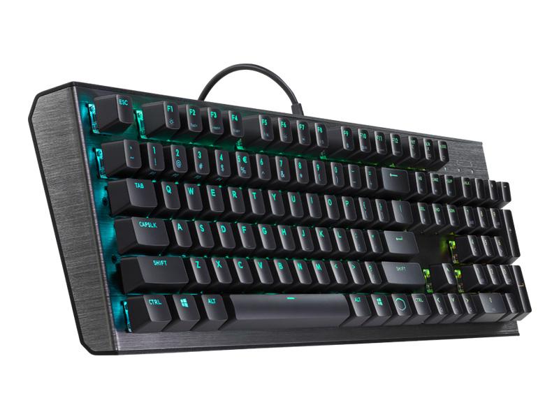 Nuevo teclado gamer Cooler Master CK550