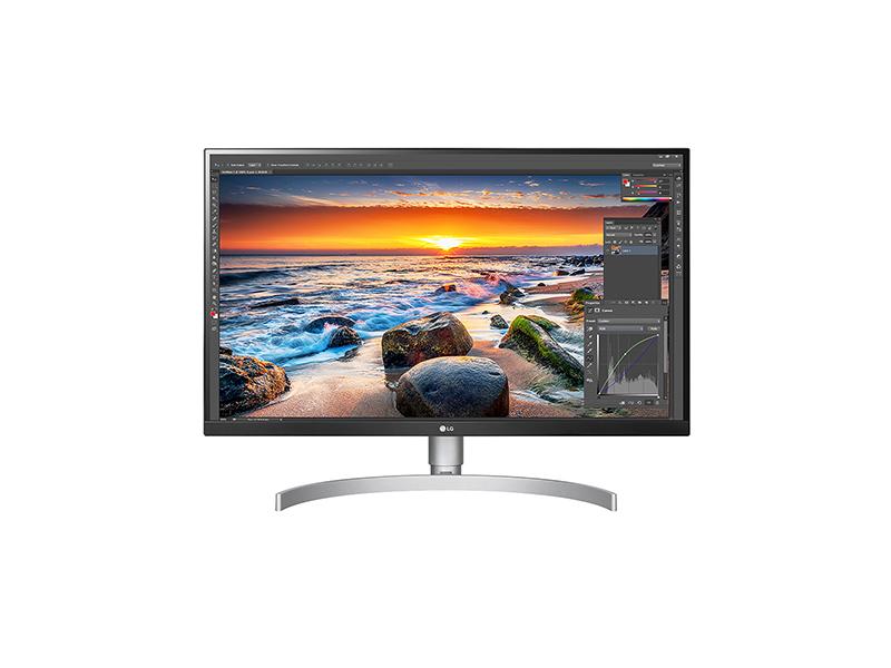 Presentado el monitor gaming LG 27UK850-W