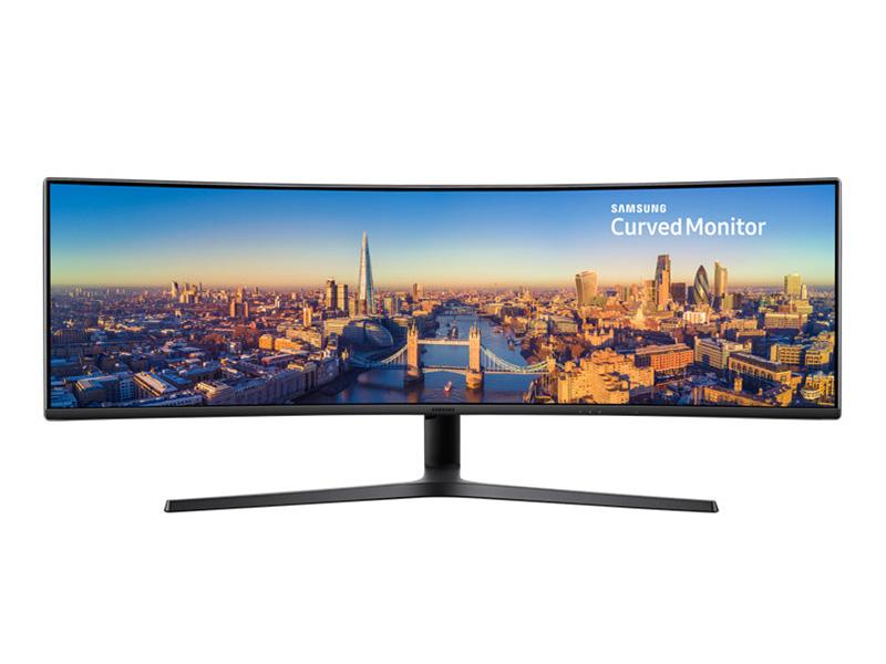 Samsung vende en Europa el monitor ultrapanorámico C49J89