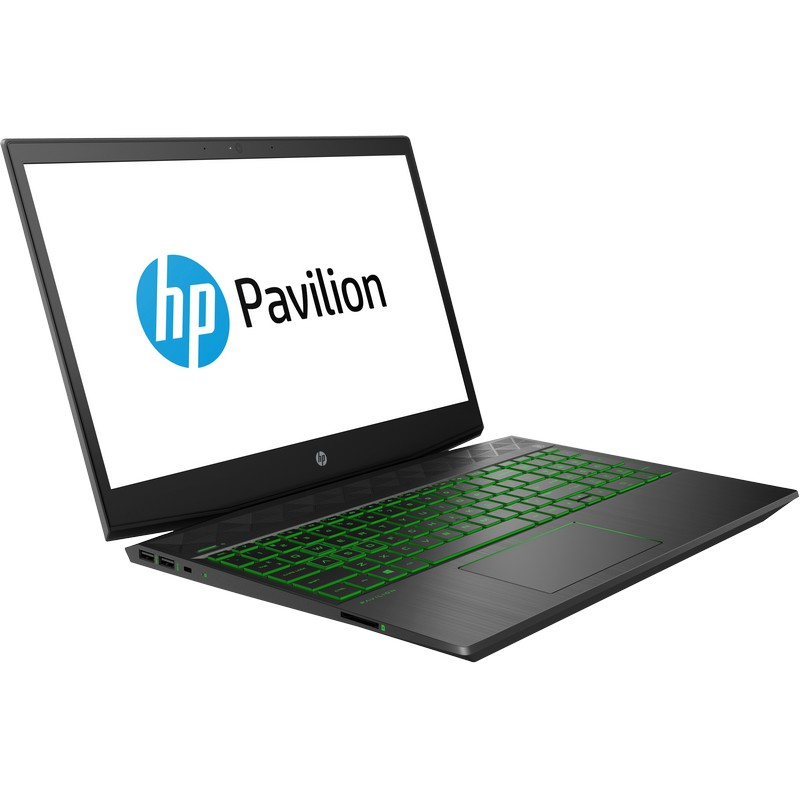 HP Pavilion Gaming 15-CX0000NS, webcam