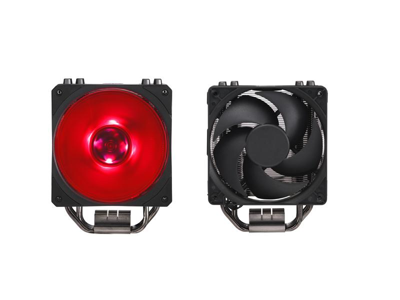 Hyper 212 Black Edition e Hyper 212 RGB Black Edition, nuevos disipadores de Cooler Master