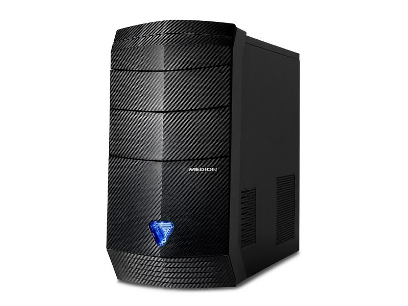 Medion Erazer PCC582, un PC gaming competente