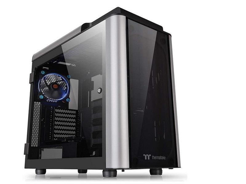 Thermaltake Level 20 GT, torre premium con 4 paneles de vidrio templado
