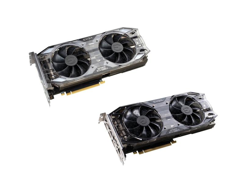 EVGA GeForce RTX 2080 Ti XC Ultra Gaming VS Black Edition