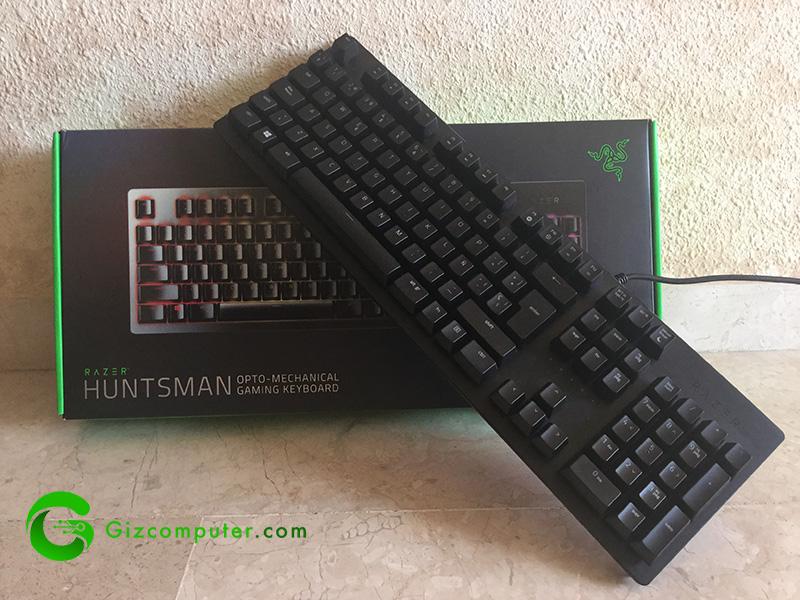 Razer Huntsman, probamos este fabuloso teclado gaming