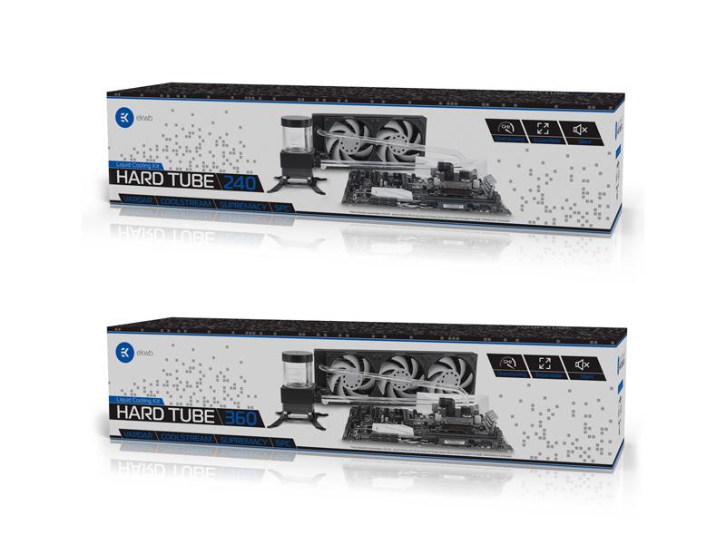 EKWB EK-KIT HT360 y HT240, de lo mejor en refrigeración líquida
