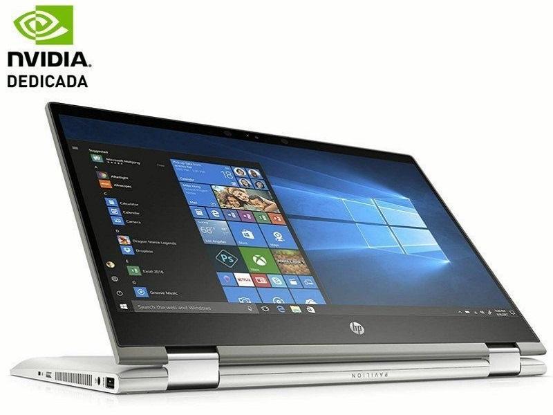 HP Pavilion x360 14-CD0013NS, un portátil con cuatro modos de uso
