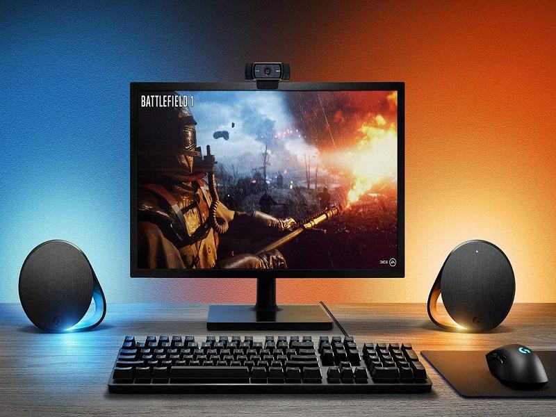 Logitech G560, altavoces gaming con tecnología RGB LIGHTSYNC
