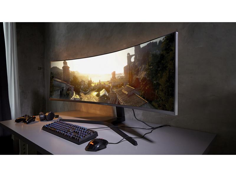 #CES19: Monitor gaming Samsung CRG9