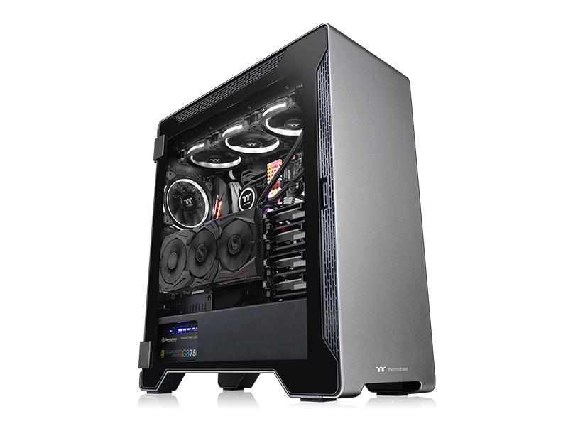 Thermaltake A500, un nuevo chasis para ordenador en edición de lujo