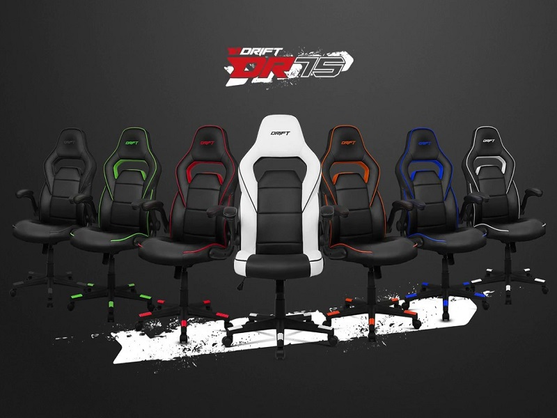 Drift DR75, una innovadora silla gaming al alcance de todos