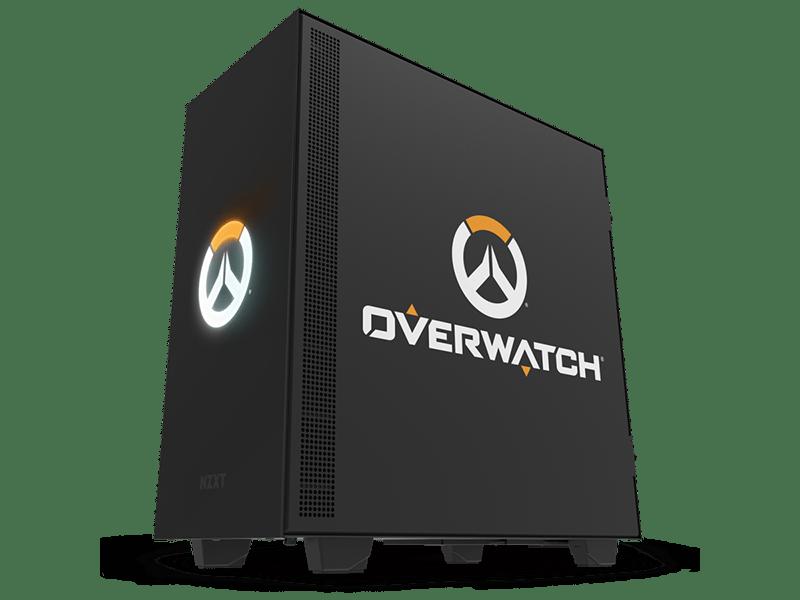 H500 Overwatch Special Edition, la nueva caja de NZXT