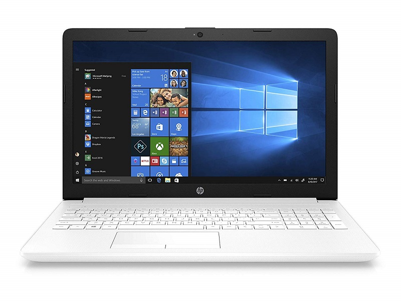 HP Notebook 15-da0160ns, un portátil equilibrado y asequible
