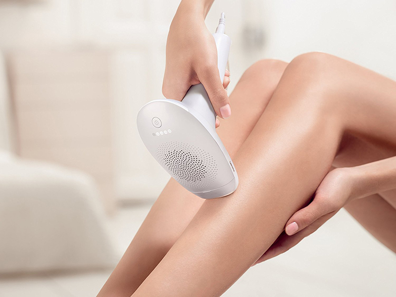 Philips LUMEA Advanced SC1995/00, depílate con luz pulsada.