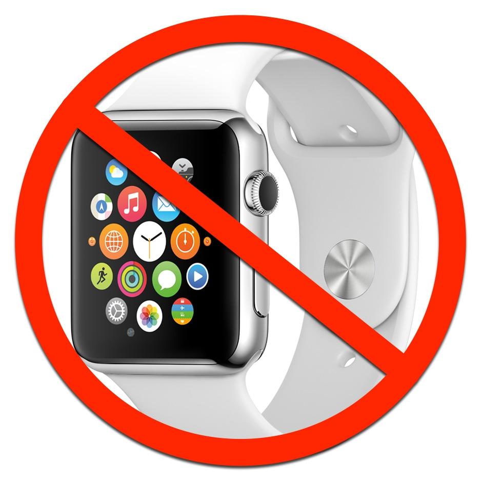 Suiza prohíbe la venta del Apple Watch